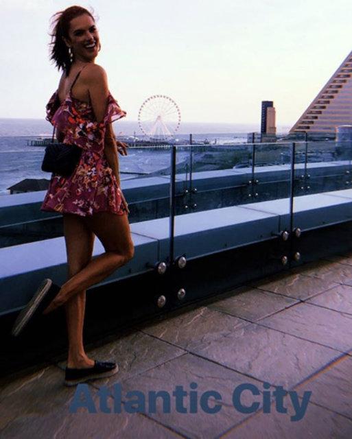 Alessandra Ambrosio'nun leopar etkisi - Magazin haberleri