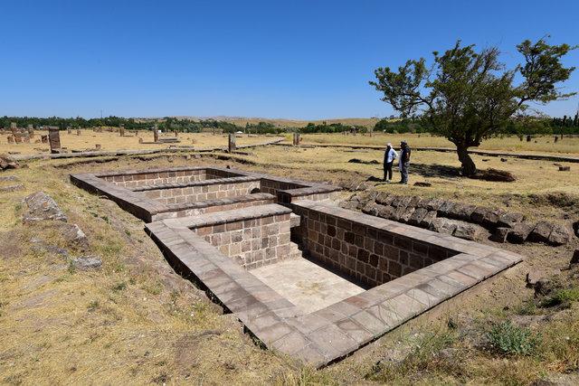 178 oda mezar tespit edildi