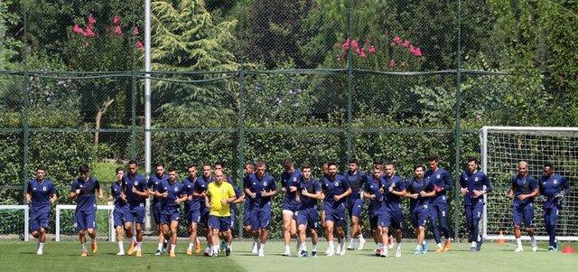 Fenerbahçe'nin Benfica maçı 11'i