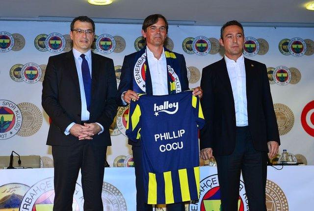 Cocu forvet istedi, Comolli harekete geçti (Fenerbahçe transfer)