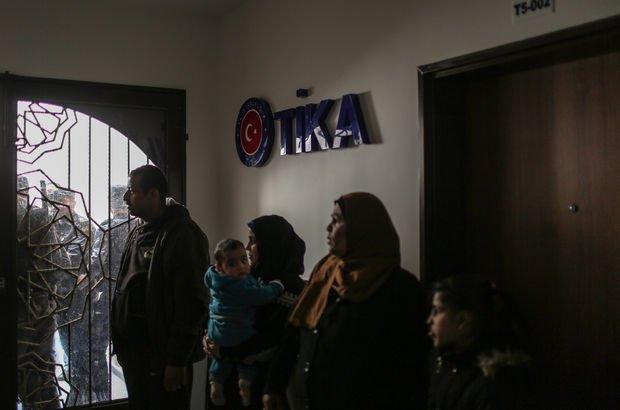 TİKA'dan Filistin'e 600 yardım projesi!