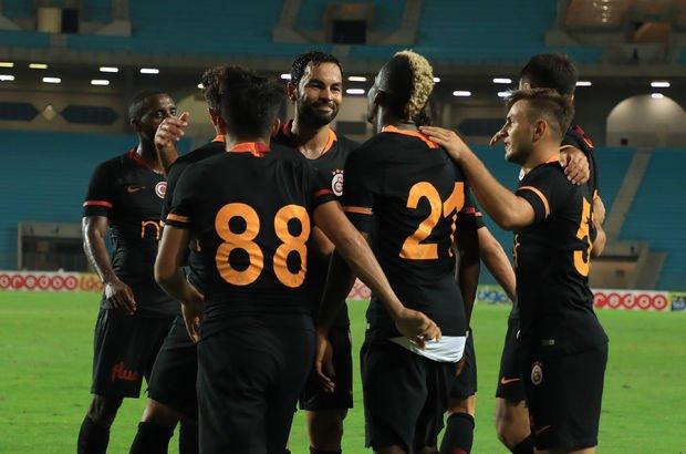 Galatasaray - AEK maçı ne zaman saat kaçta?