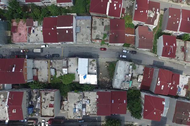 İstanbul'un kaçak mahalleleri