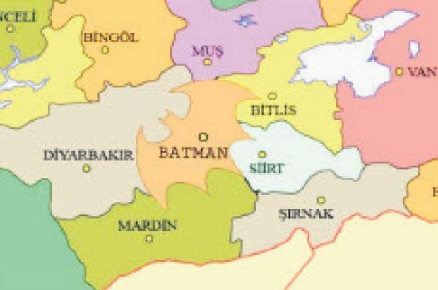 'Batman'ın haritası yarasa gibi olsun' kampanyası