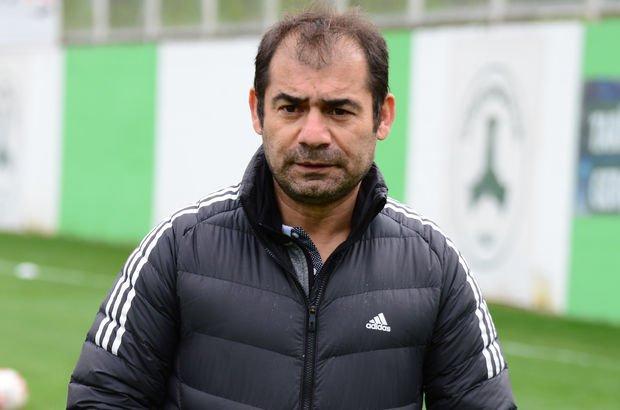 Giresunspor teknik direktörü Metin Diyadin: