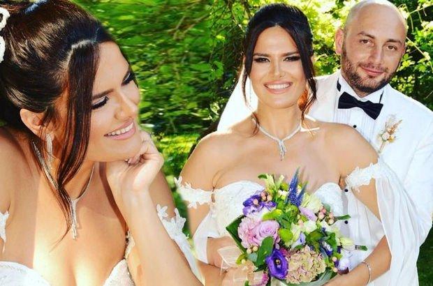 Canan Tuğaner ile Cem Şenel evlendi - Magazin haberleri