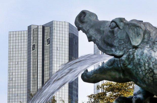 Deutsche Bank euro takasının yarısını Londra'dan Frankfurt'a taşıdı