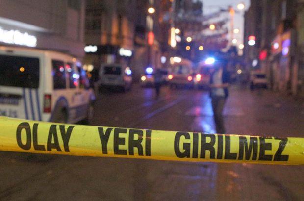 Duraktaki taksiye pompalı tüfekle ateş açıldı: 1 yaralı
