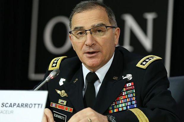 Son dakika... NATO komutanı Türkiye'ye geliyor