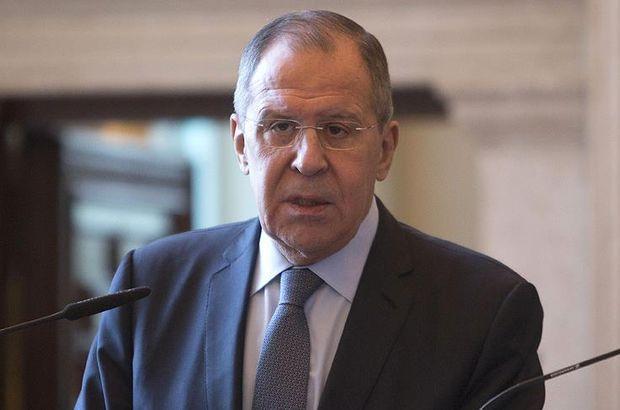 Rusya Dışişleri Bakanı Lavrov'dan Suriyeli mülteci açıklaması