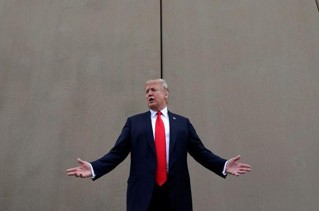 Trump'tan Kongre'ye tehdit: Hükümeti kapatırım
