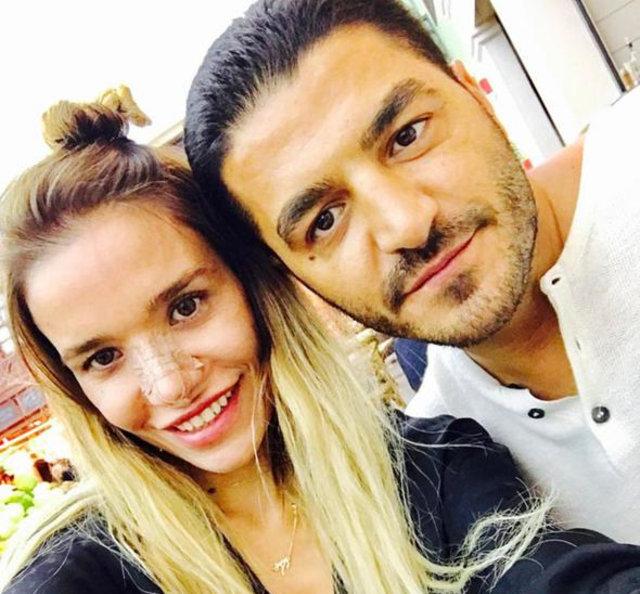 Ebru Şallı'nın nişanlısı Uğur Akkuş ilk kez konuştu! - Magazin haberleri