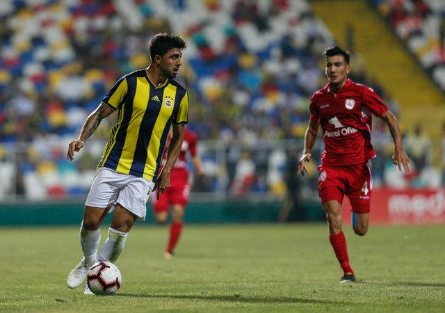 Fenerbahçe'den son dakika transfer haberleri (31 Temmuz 2018)