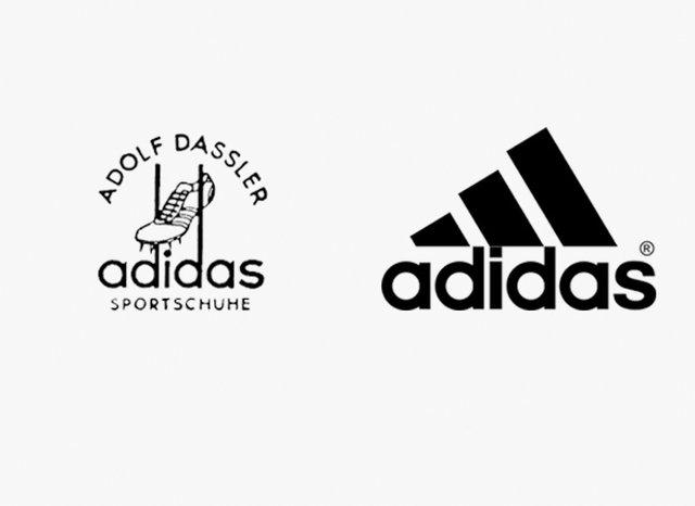 Dünyaca ünlü markaların eski ve yeni logoları