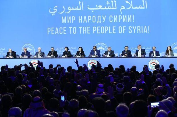 Soçi'deki toplantıda Suriye'de alıkonulanlar konusunda kısmi uzlaşı