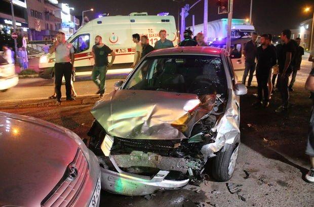 Kocaeli zincirleme trafik kazası