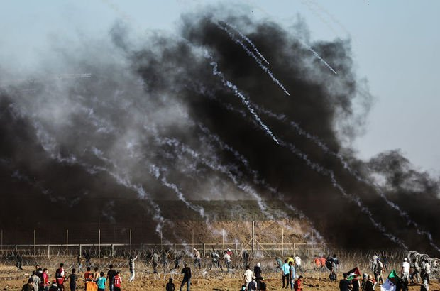 İsrail Gazze saldırıları