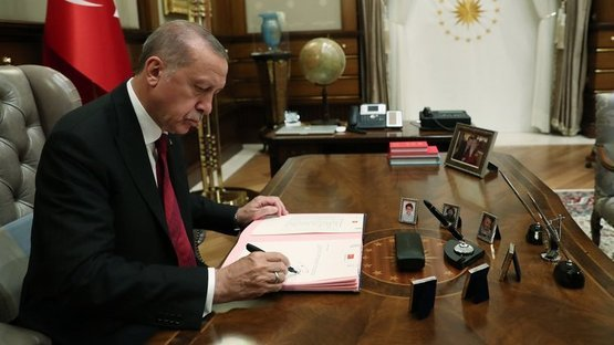 Cumhurbaşkanı Erdoğan onayladı, yasa yürürlüğe girdi! İşte OHAL sonrası yeni düzenleme