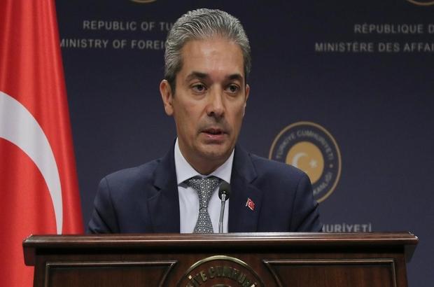 Dışişleri Bakanlığı: Moğolistan'da operasyon iddiaları gerçek dışı