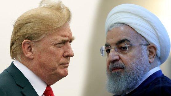 Trump'tan Ruhani'ye: Ön koşulsuz görüşmeye hazırım