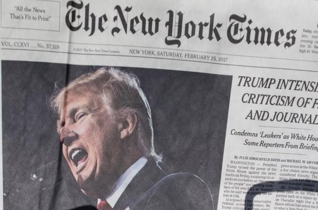 ABD Başkanı Donald Trump neden medyaya saldırıyor?