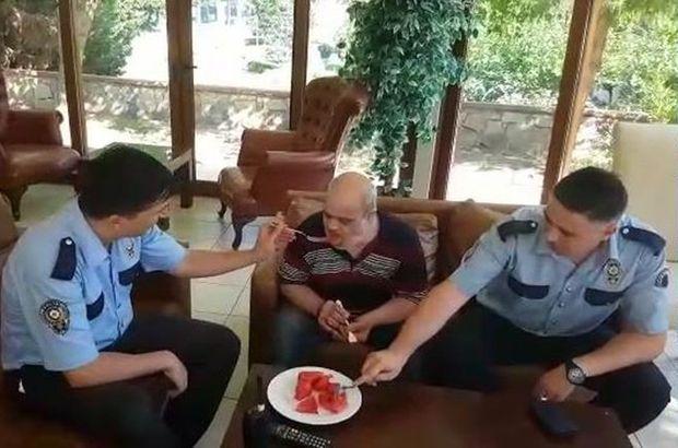 İstanbul polisinden alkışlanacak hareket!
