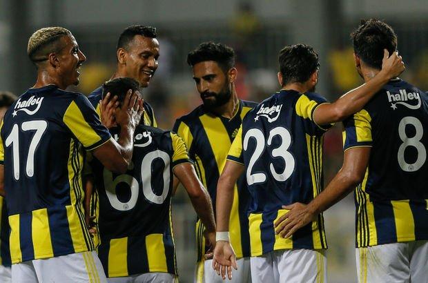 Fenerbahçe, son hazırlık mücadelesine yarın çıkıyor