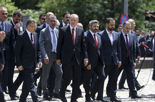 Son dakika: Cumhurbaşkanlığı kabinesi toplanıyor