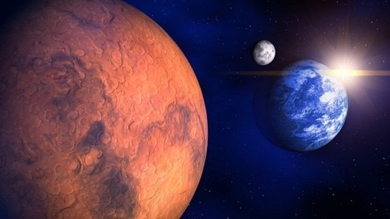 15 yıl sonra bir ilk! Mars normalden 10 kat daha büyük görünecek