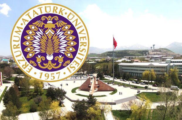 Atatürk Üniversitesi taban ve tavan puanları 2017! Hangi bölümler var?