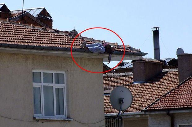 Son dakika: Çatıda onu görenler çığlık atmıştı! Az önce kötü haber geldi!