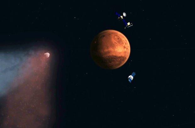 Mars çıplak gözle izlenecek! Normalden 10 kat büyük... Mars Türkiye'de saat kaçta görülecek?