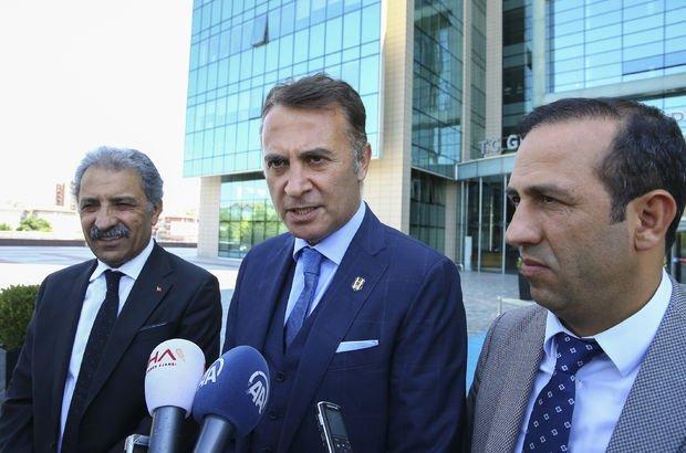 Kulüpler Birliği Başkanı Fikret Orman: Tarihi kararlar alma arifesindeyiz