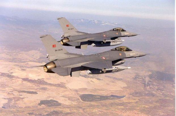 Irak'ın kuzeyi Gara bölgesine operasyon yapıldı