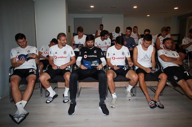 MHK, Beşiktaş'a VAR eğitimi verdi