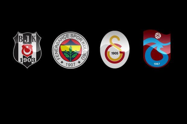 Beşiktaş Fenerbahçe Galatasaray Trabzonspor