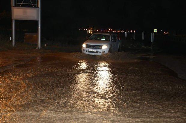 Ankara yağış