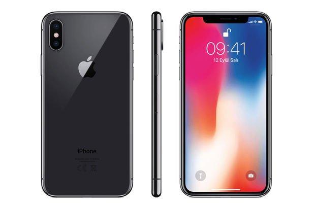 iPhone X çift SIM dual SIM