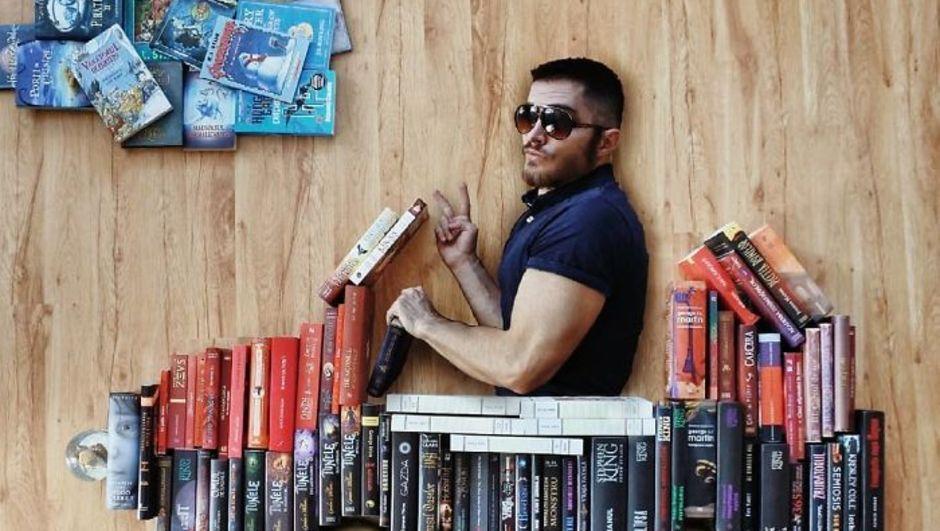 Trevino'nun harikalar kütüphanesi büyülüyor