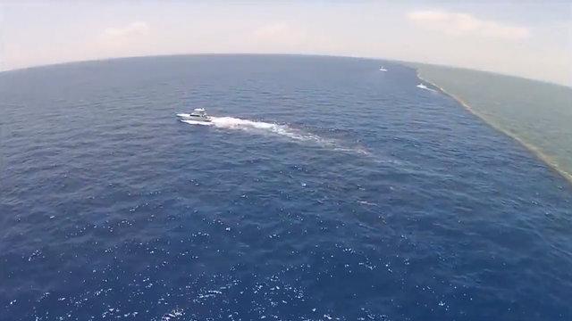 İki suyun bir araya geldiği ancak karışmadığı iddia edilen Alaska Körfezi!