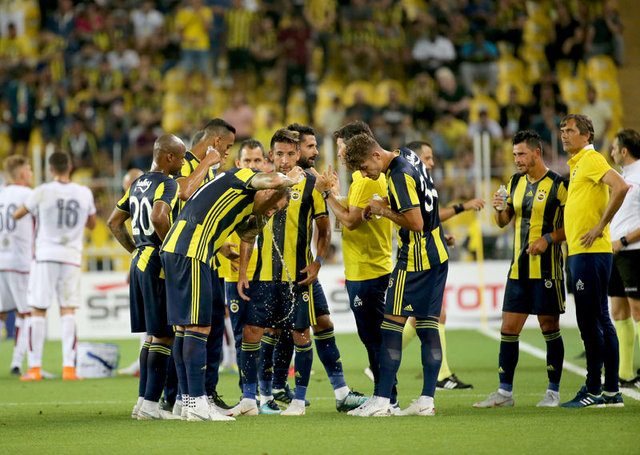 Fenerbahce will Benfica match which team?