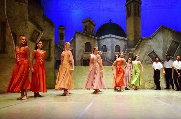 Uluslararası Bodrum Bale Festivali sanatseverlerle buluştu