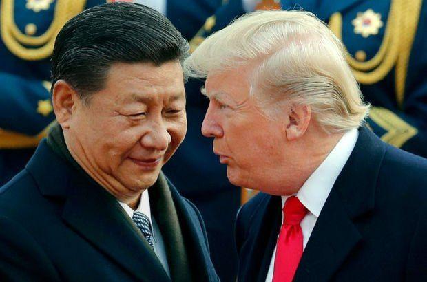ABD Çin ticaret savaşı