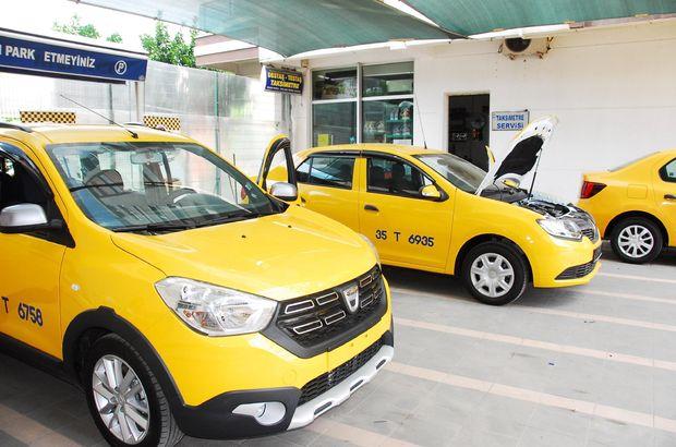İzmir taksi