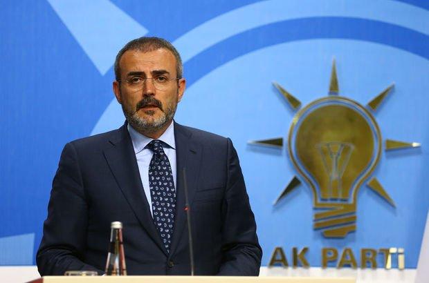 Mahir Ünal'dan ABD'ye: Türkiye gerekli cevabı verecek