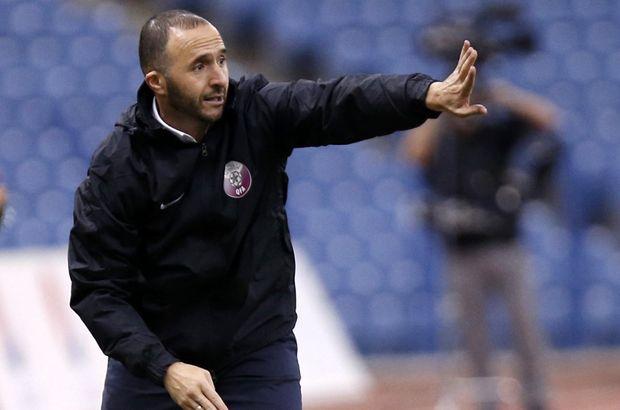 Cezayir'in yeni hocası açıklandı