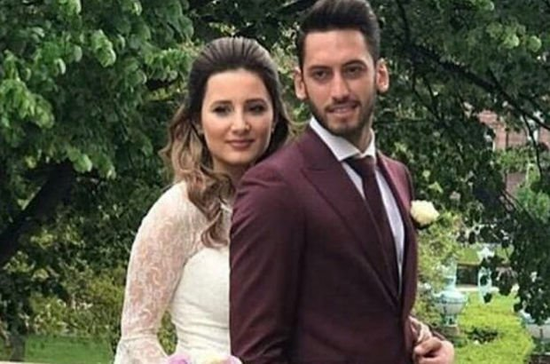 Hakan Çalhanoğlu - Sinem Çalhanoğlu - Sinem Gündoğdu