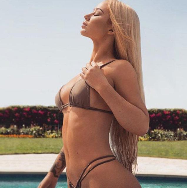 Iggy Azalea yeni albümünü çıplak fotoğraflarla kutladı! - Magazin haberleri