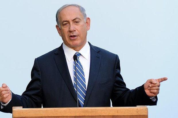 'Irkçı devlet' nitelendirmesine kızan Netanyahu, toplantıyı yarıda bıraktı
