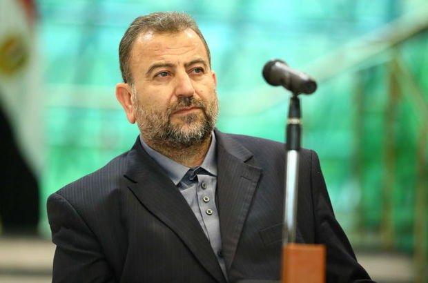 Hamas  Salih el-Aruri Filistin Gazze